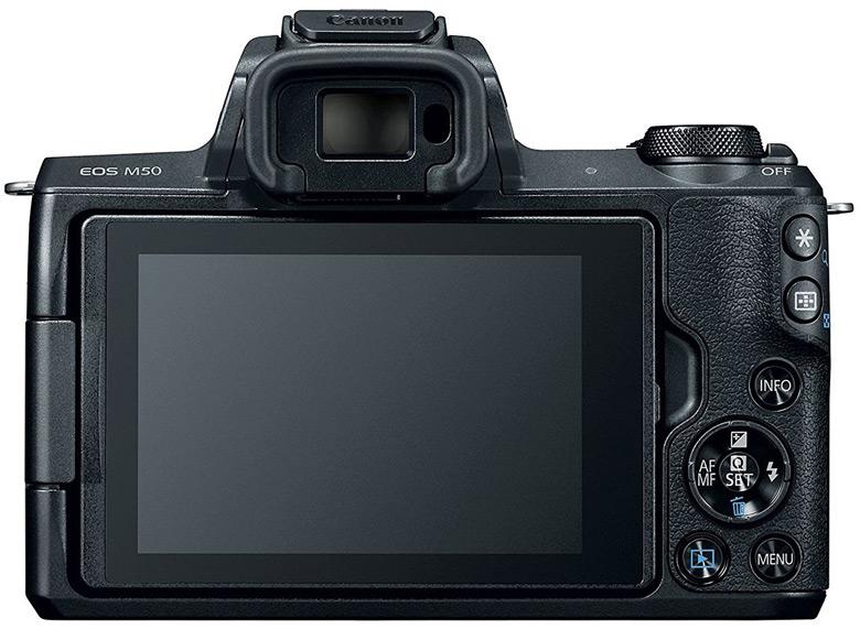 CanonEOS M50