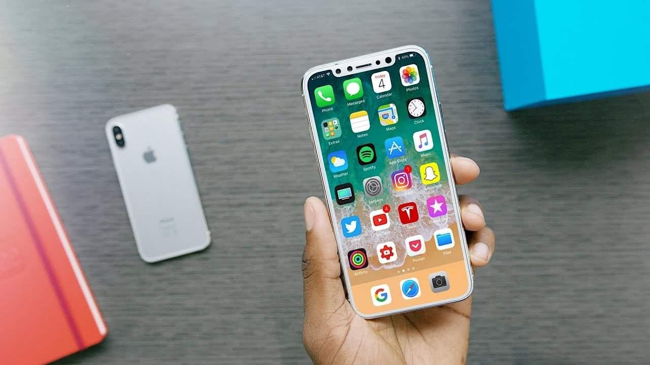 Новые iPhone 2018 года получат поддержку двух SIM-карт и модем от Intel