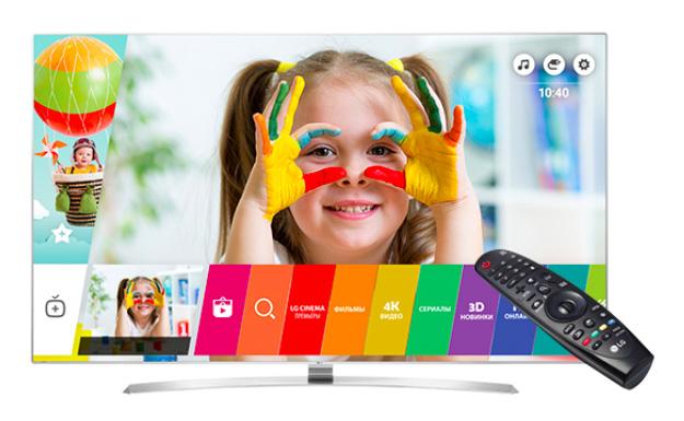 Система Smart TV