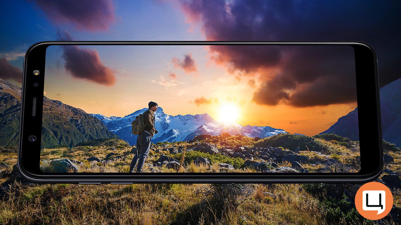 Samsung Galaxy А6+