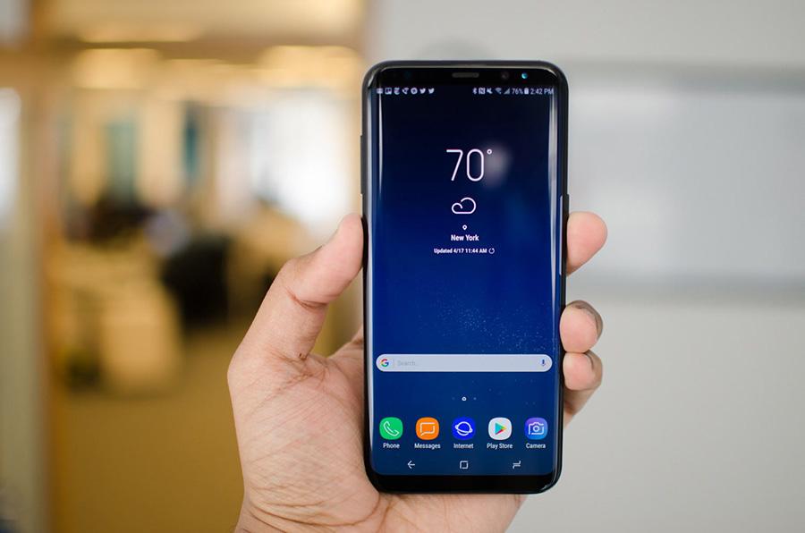 Samsung Galaxy S8: главные достоинства