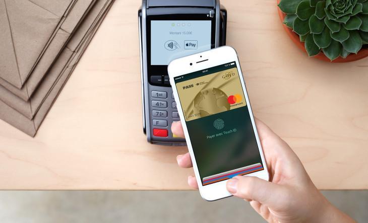 В Украине запустят Apple Pay