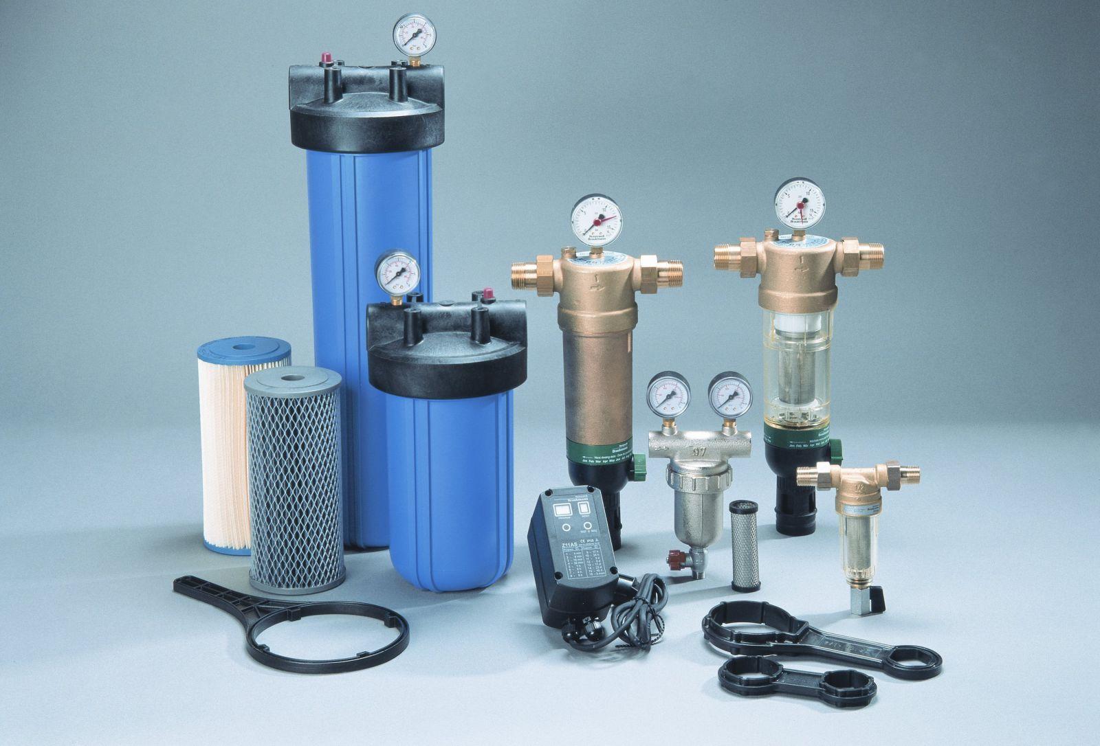 Механический фильтр для воды – особенности выбора