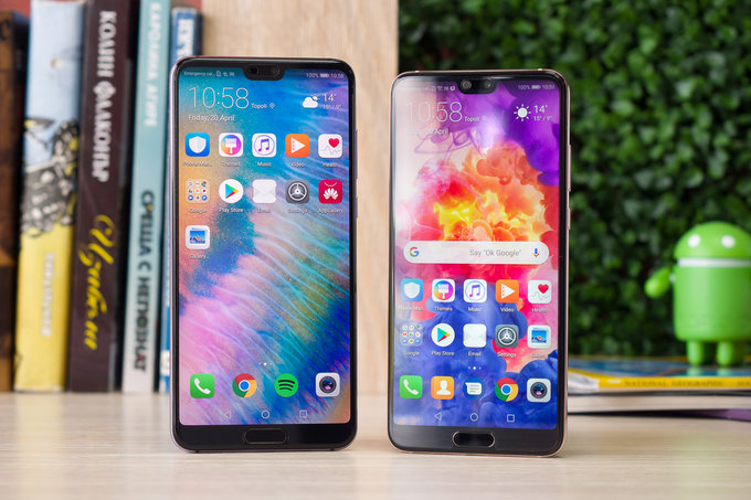 Huawei продала рекордное число смартфонов Huawei P20 в Европе