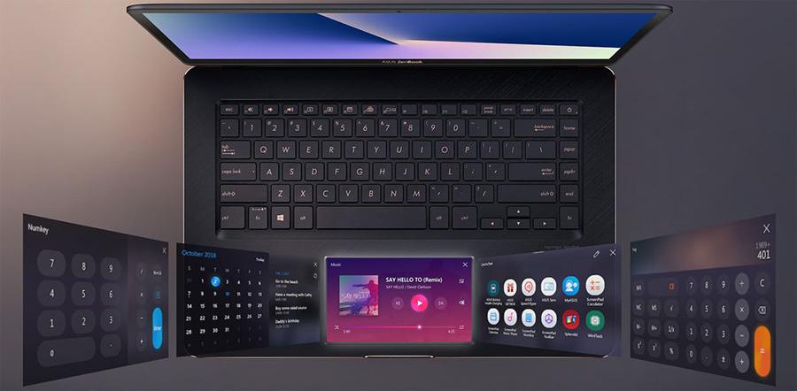 ASUSZenBook Pro 15 (UX580GE)