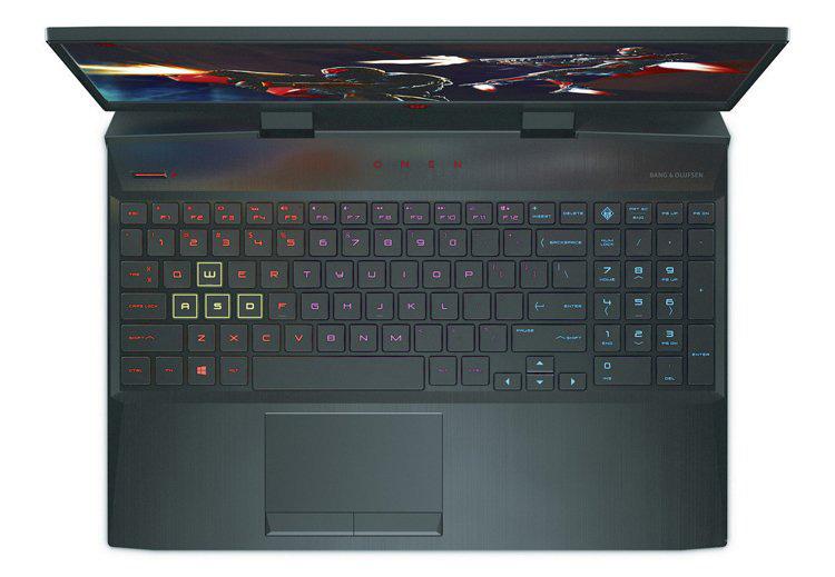 HP Omen 15 получил новый дизайн, обновленный процессор и видеокарту