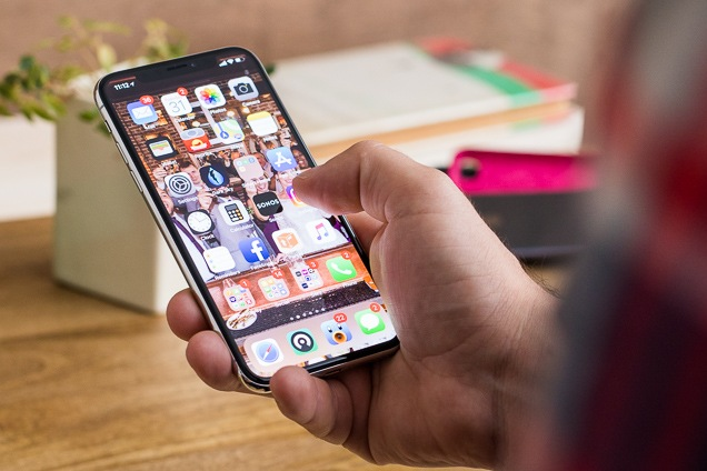 Новая функция в iOS 12 покажет, сколько времени вы проводите у экранов