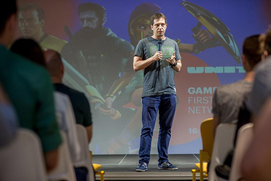 Макс Яковер, CEO и управляющий партнер UNIT.City