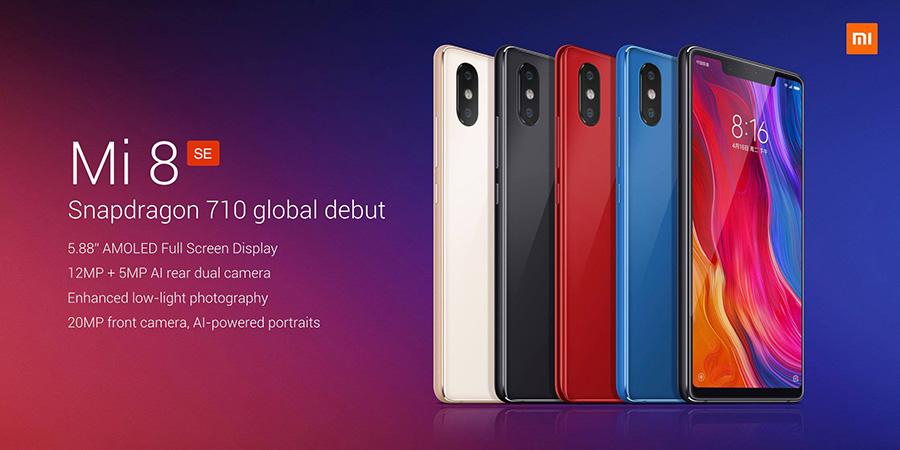 Большой анонс Xiaomi: представлены смартфоны Mi 8, Mi 8 SE и Mi 8 Explorer Edition