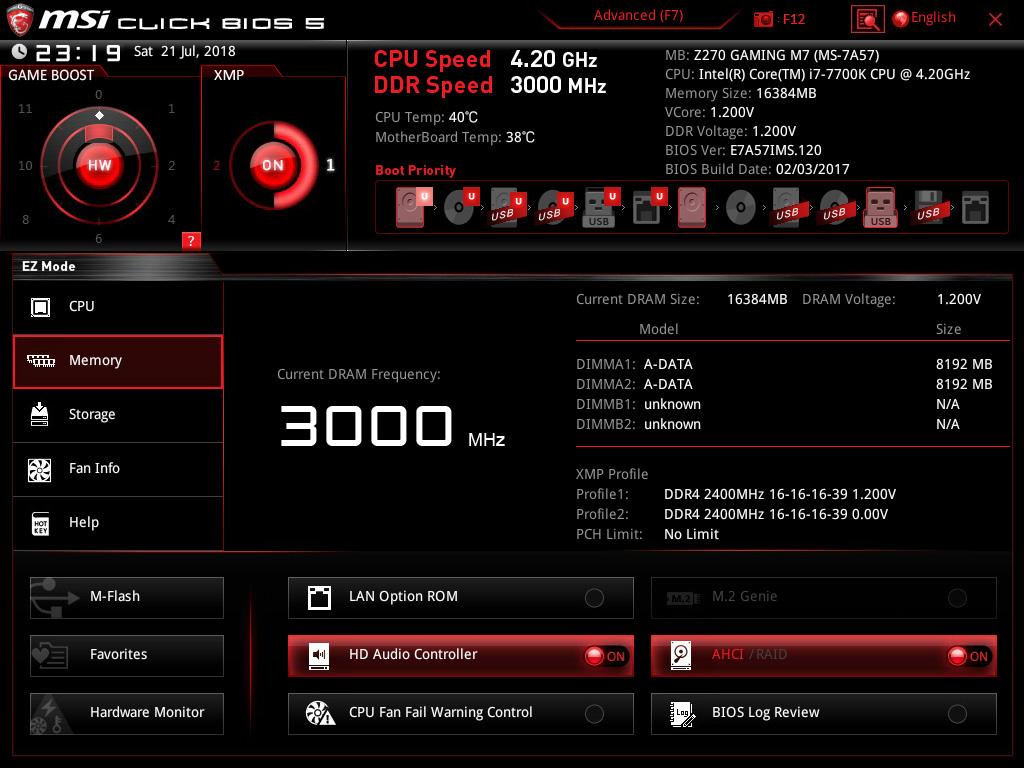 Обзор ADATA XPG Spectrix D40 RGB: оперативная память с подсветкой