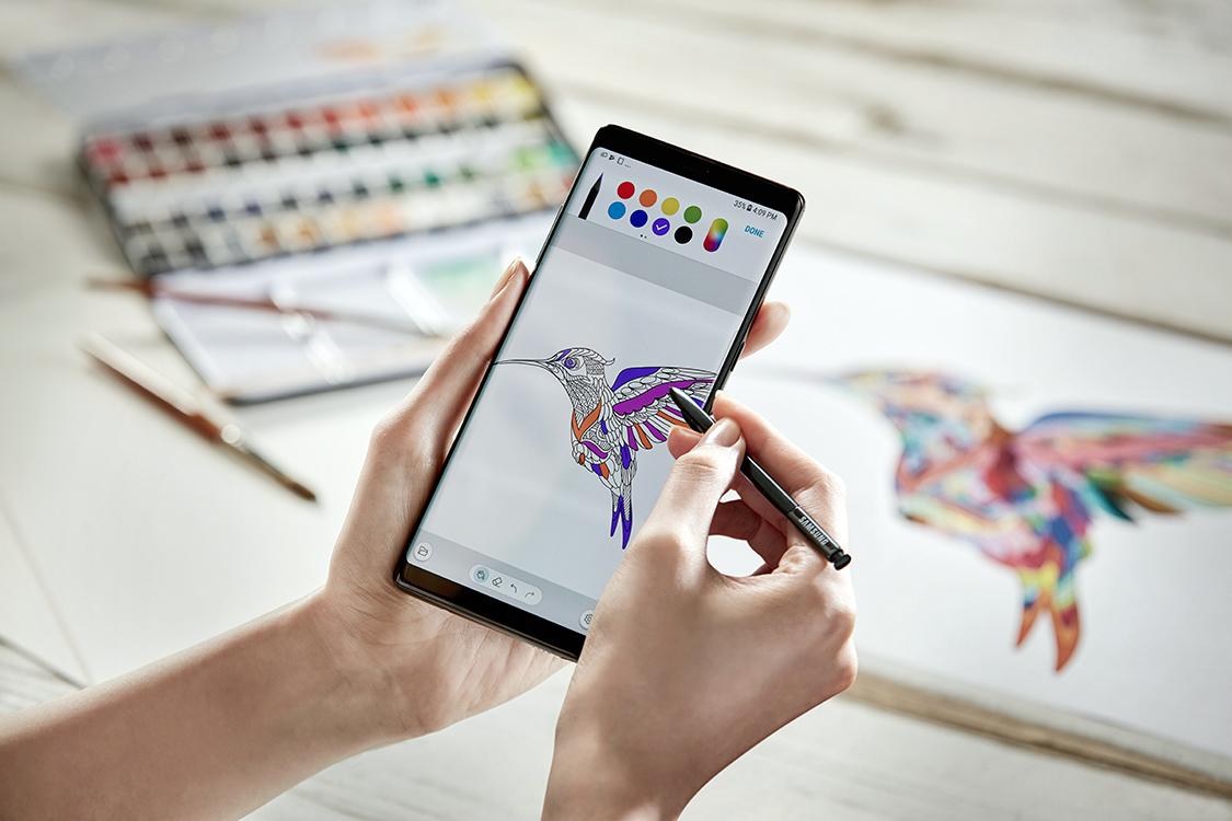 Samsung может объединить Note и Galaxy S в одну линейку