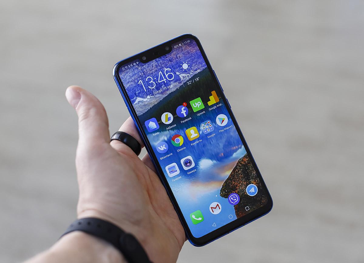 Рекордные продажи Huawei P Smart+ могут изменить расстановку сил на украинском рынке