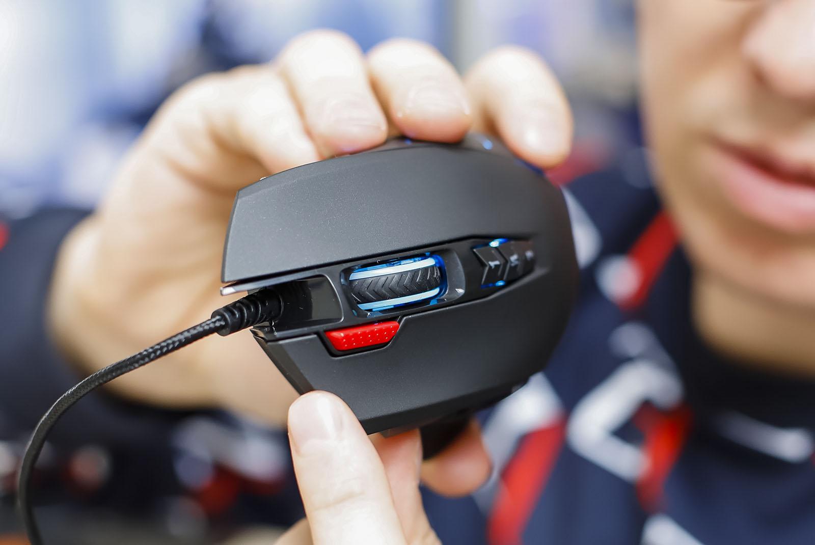 Обзор A4 Tech J95 Bloody: геймерская мышь для шутеров