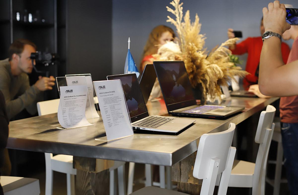 В Украине представили ноутбуки ASUS VivoBook S14 (S430U), ZenBook Pro 14 и TUF Gaming FX505/FX705