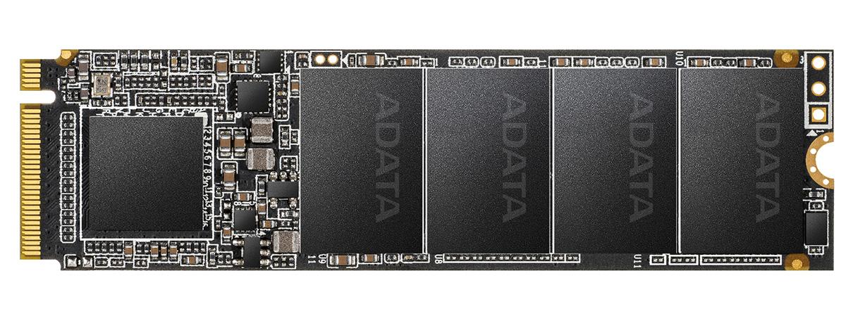 ADATA представляет SSD XPG SX6000 Pro с интерфейсом PCIe Gen3x4 M.2 2280