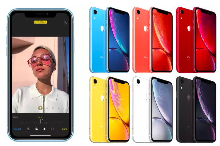 "Apple представила ""недорогой"" iPhone Xr за $749"
