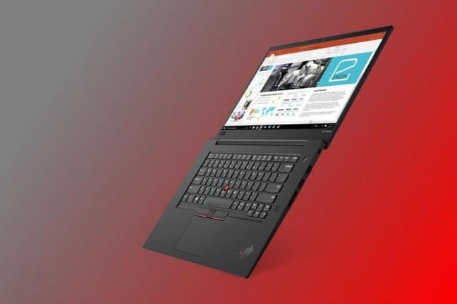 ThinkPad X1 Extreme: революционный апгрейд серии