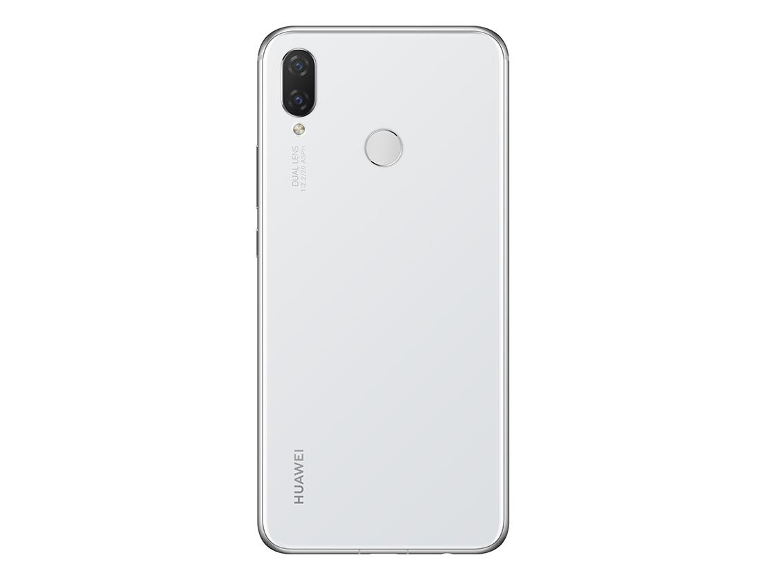 Популярный смартфон Huawei P smart+ теперь и в белом цветовом решении