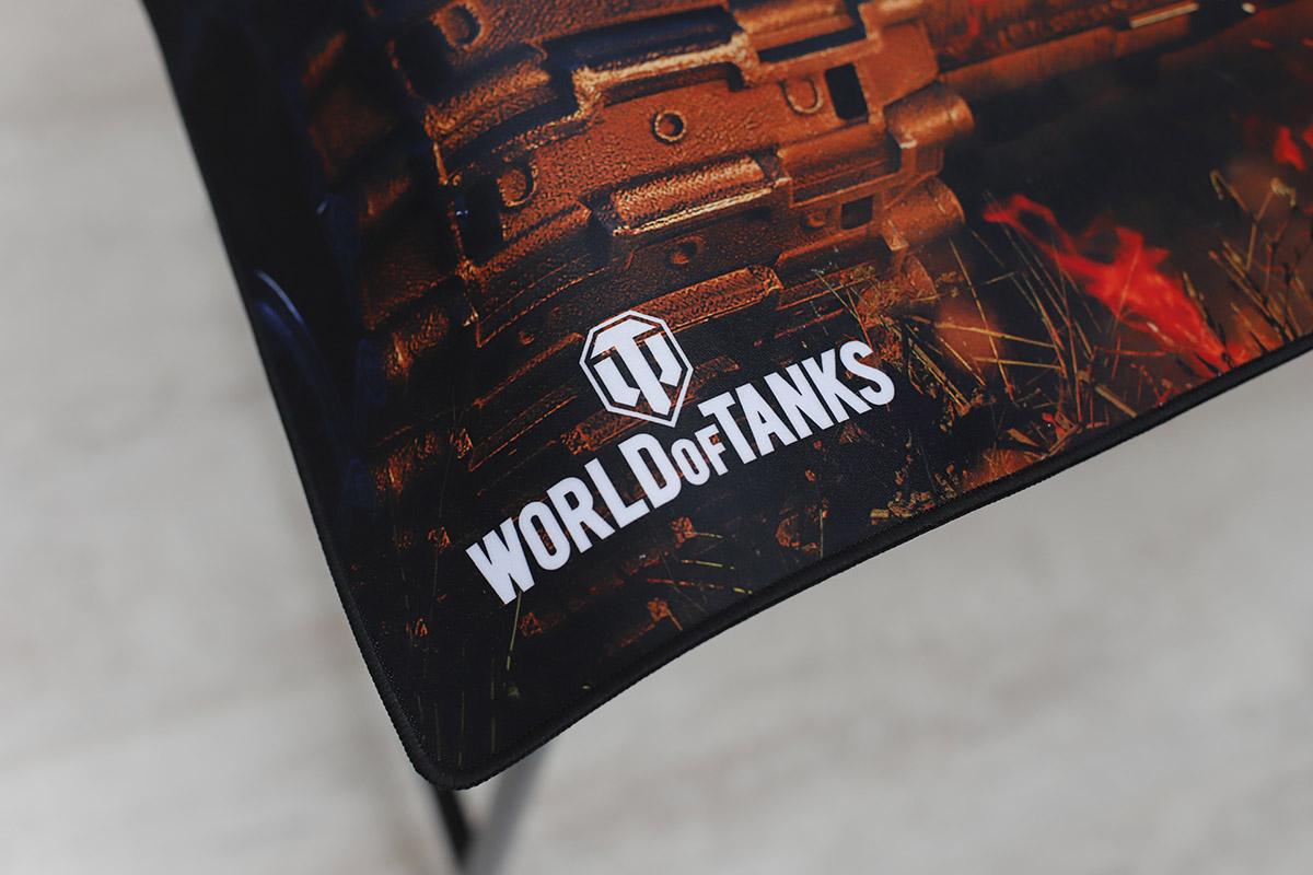 Набор для World of Tanks: клавиатура COUGAR ULTIMUS и другие аксессуары