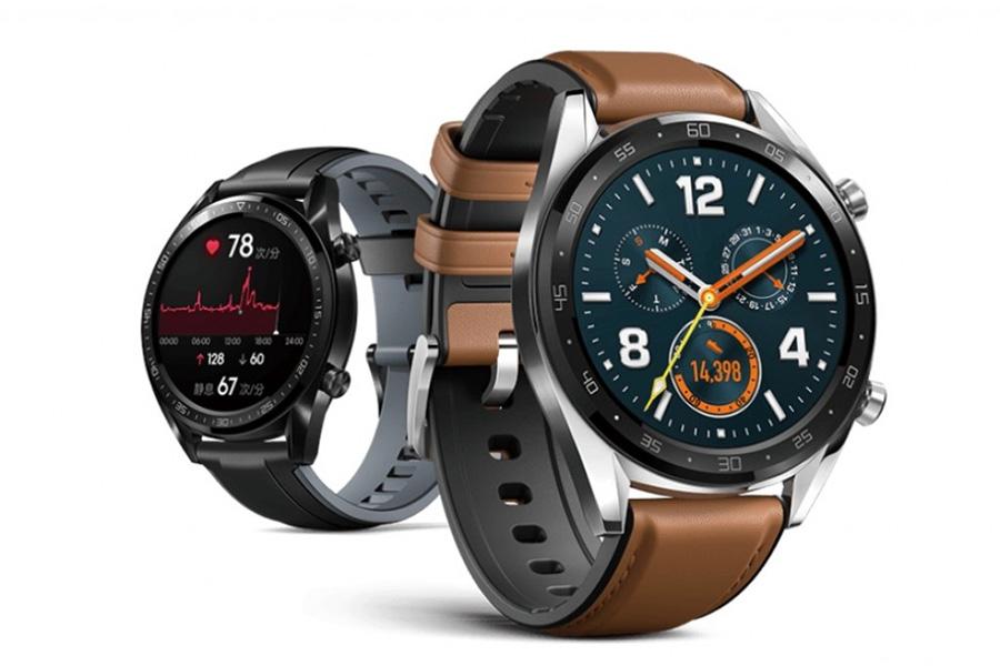 Смарт-часы Huawei Watch GT доступны в Украине