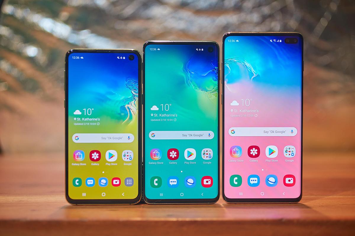 Выбери свою галактику: блиц-сравнение Samsung Galaxy S10, S10+ и S10e
