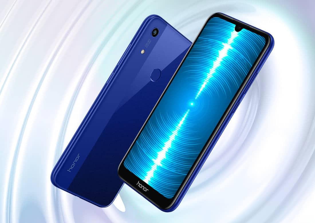 Honor 8A: недорогой смартфон с большим экраном, батареей на 3020 мАч и NFC