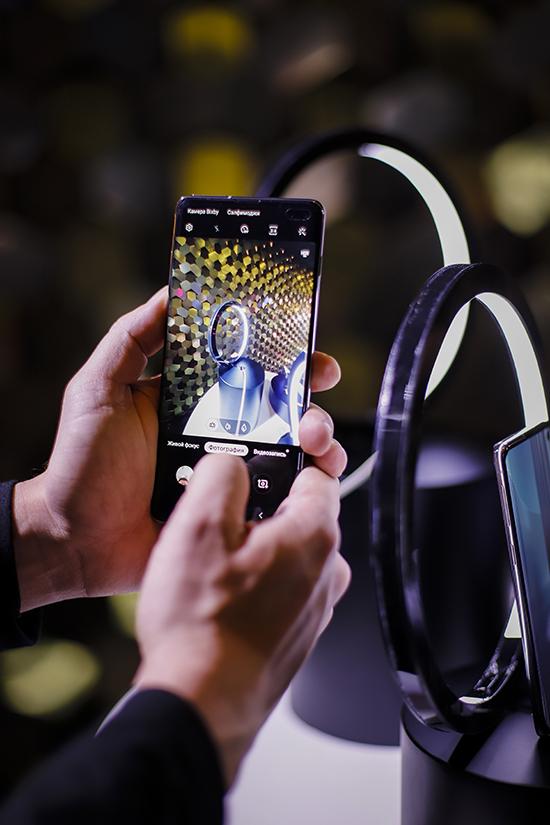В Украине состоялась презентация Samsung Galaxy S10