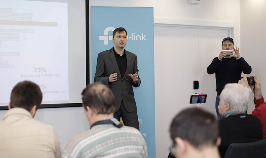 TP-Link представила в Украине роутеры с 3G/4G и Mesh-системы