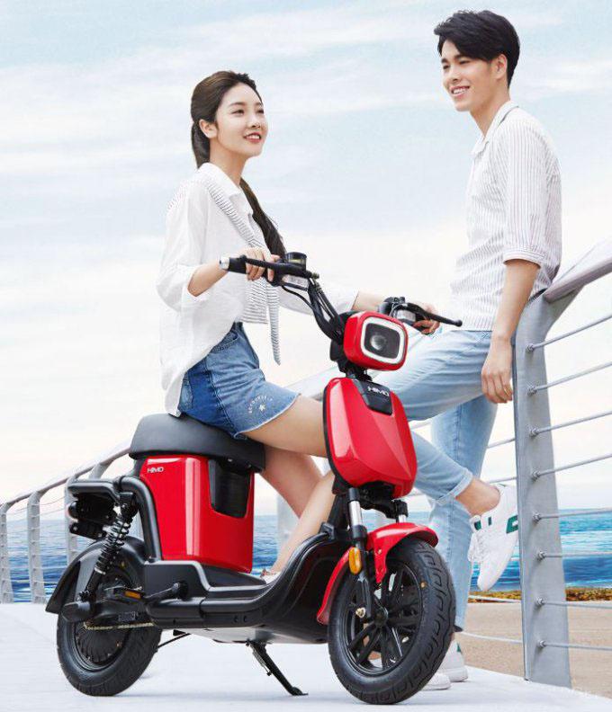 Представлен электробайк Xiaomi с запасом хода до 120 км