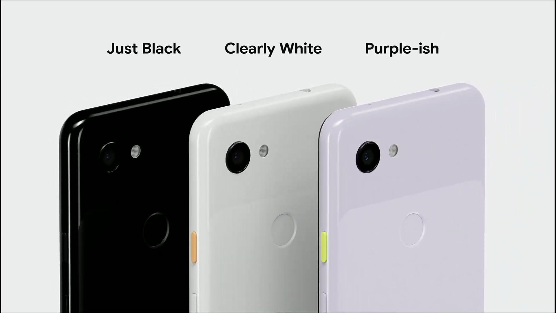Google представил недорогие смартфоны Pixel 3a и 3a XL
