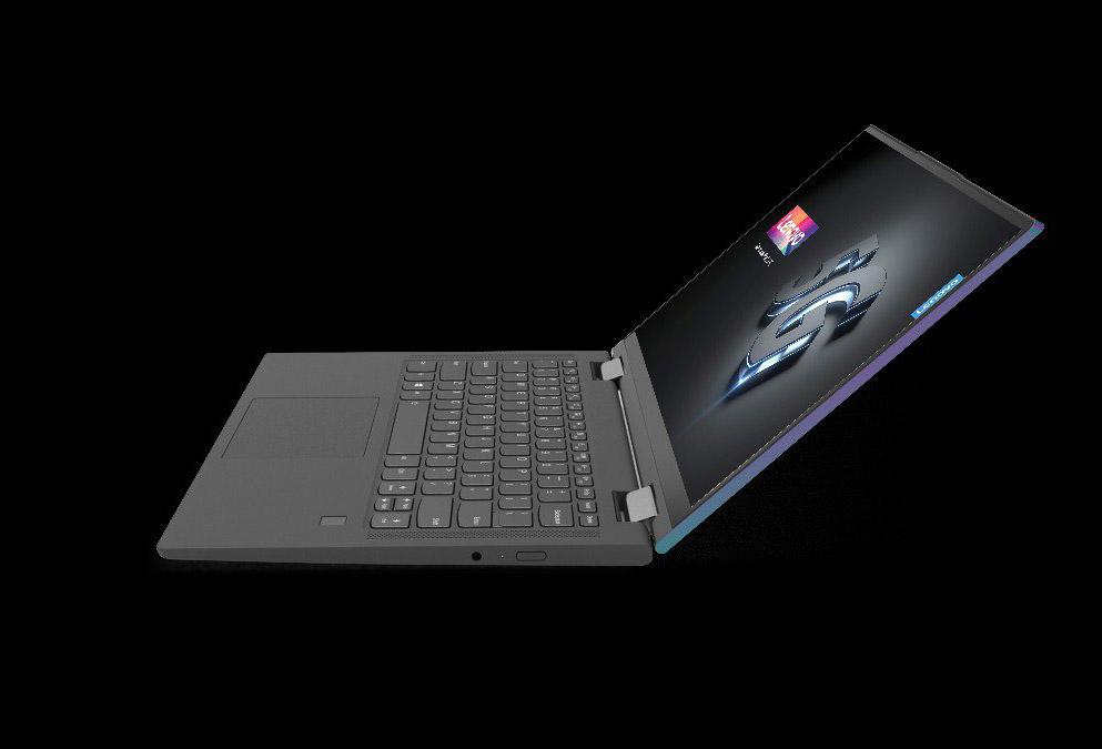 Lenovo и Qualcomm представили первый ноутбук с поддержкой 5G-сетей