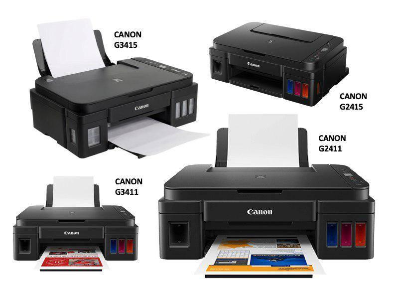 Принтеры CANON со встроенной СНПЧ – надежность и гарантия