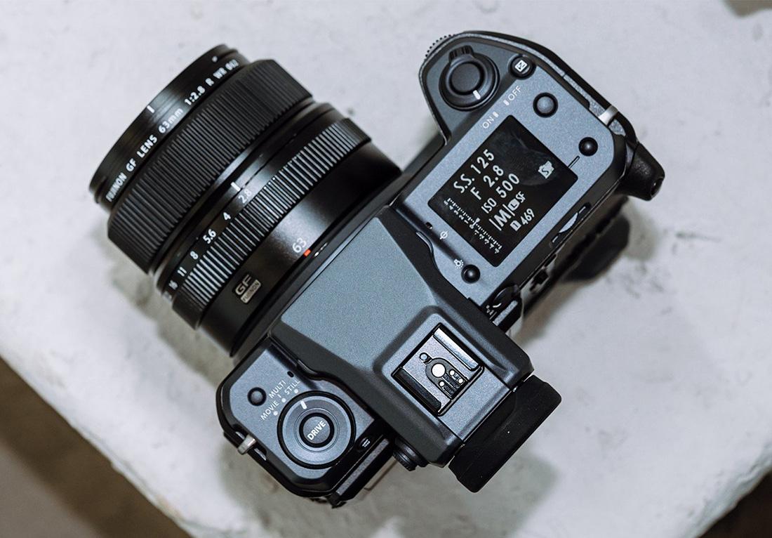 Fujifilm GFX100