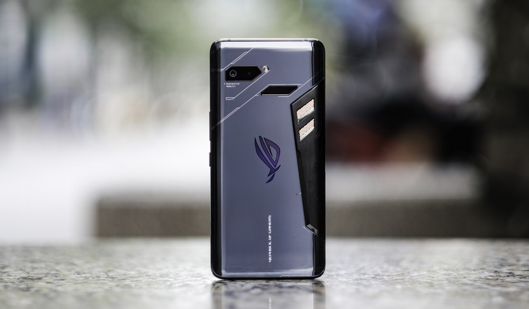 ASUS ROG Phone II получит процессор 