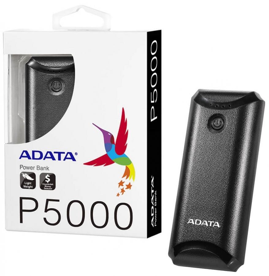 ADATA P5000 BLACK