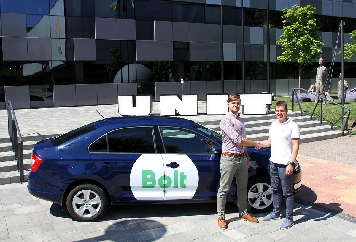Bolt откроет офис и R&D-центр в UNIT.City