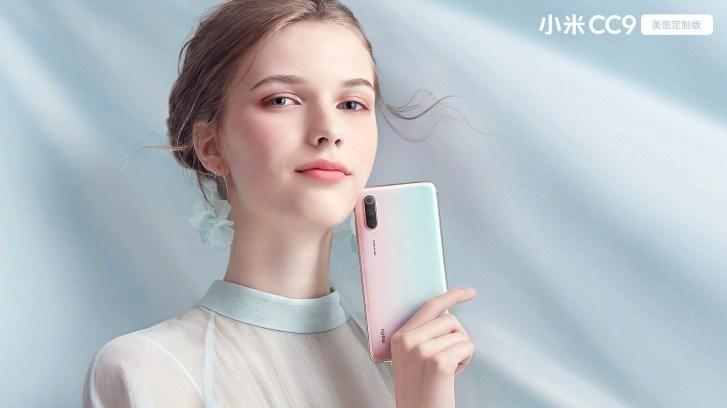 Xiaomi Mi CC9, CC9e и CC9e Meitu Edition представлены официально - цены от $188