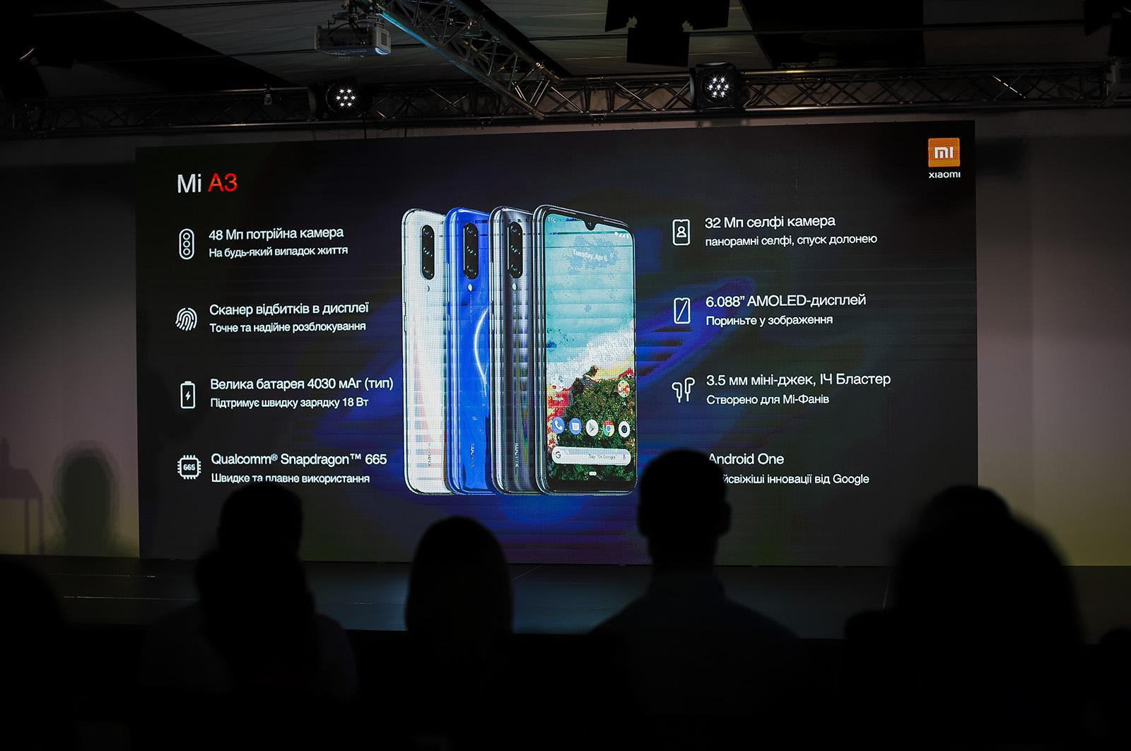Новинки Xiaomi на украинском рынке