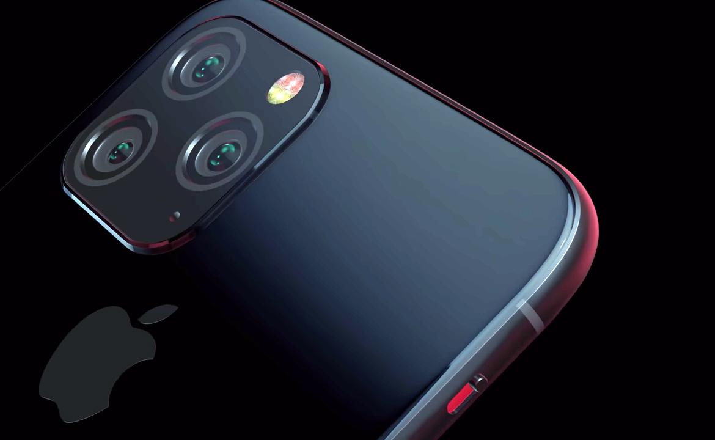 Впервые iPhone может получить тройной модуль основной камеры