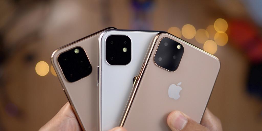 iPhone 11, 11 Pro и 11 Pro Мах: озвучены цены в Украине