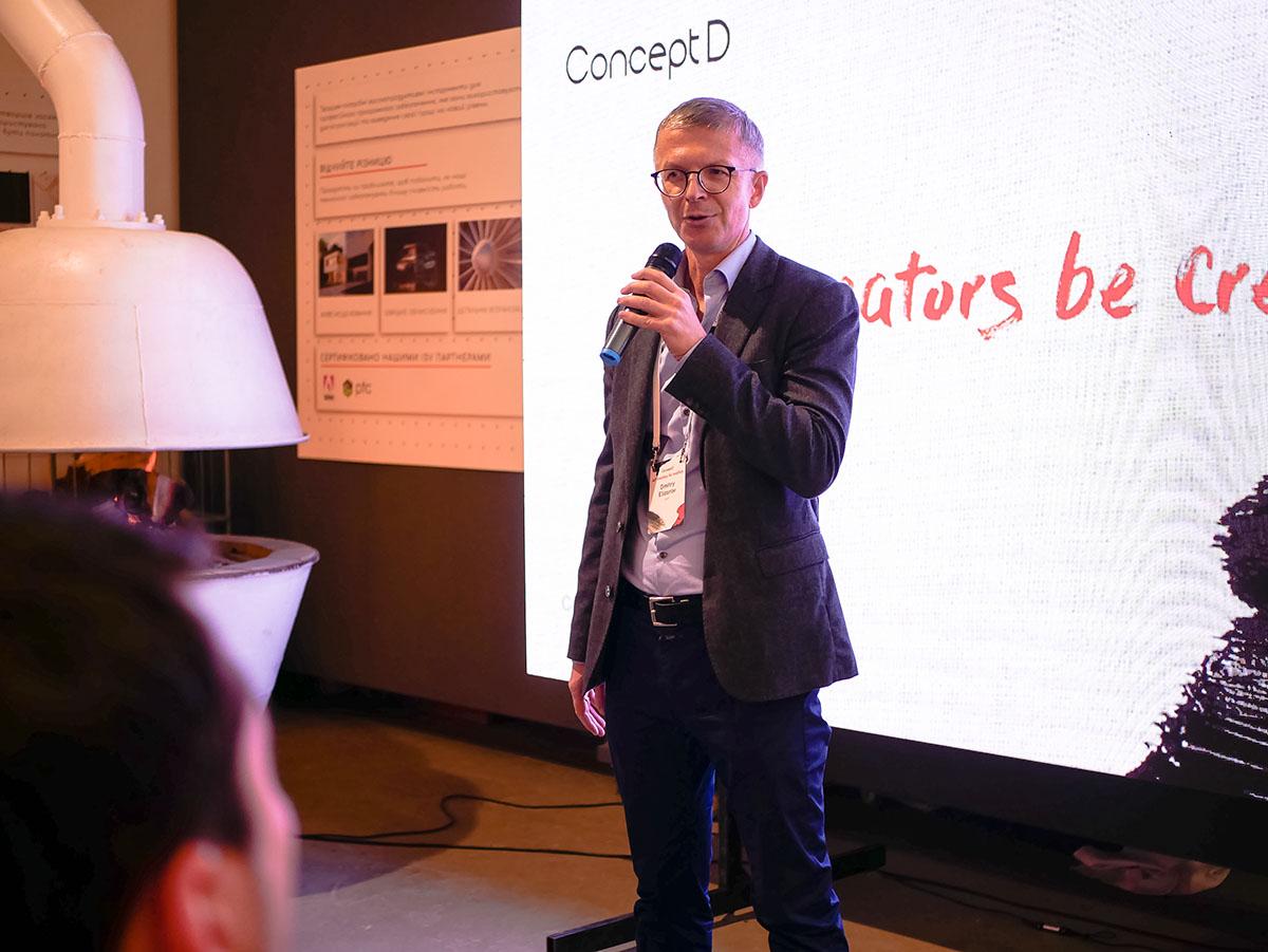 Дмитрий Елизаров, глава представительства Acer в Украине