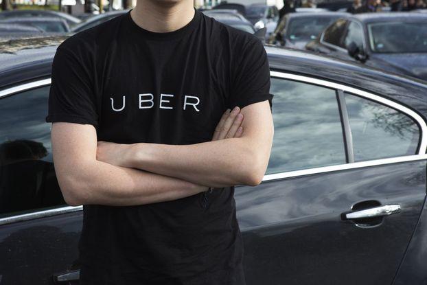 """Uber запускает функцию """"Проверка идентификации в режиме реального времени"""" в Украине"""