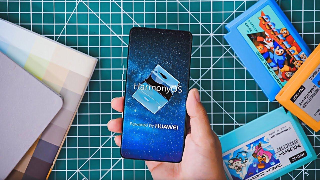 Замена Android - собственная операционная система от Huawei