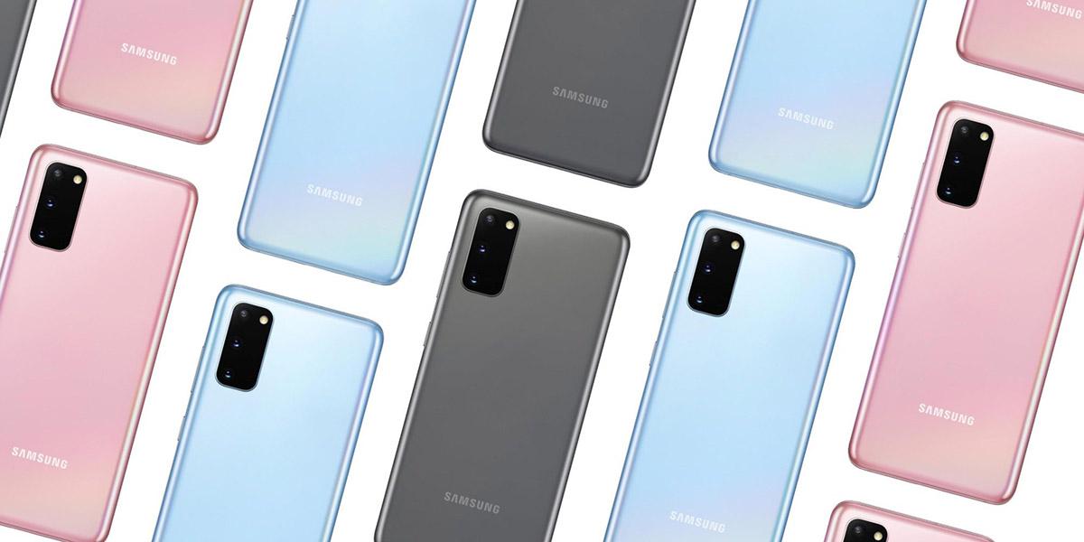Samsung Galaxy S20, S20+ и S20 Ultra