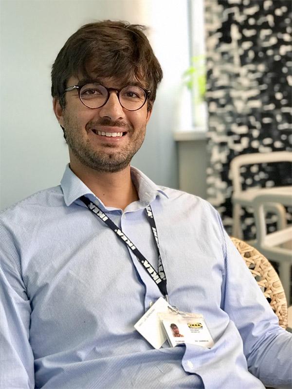 Флориан Мелле, руководитель IKEA в Украине