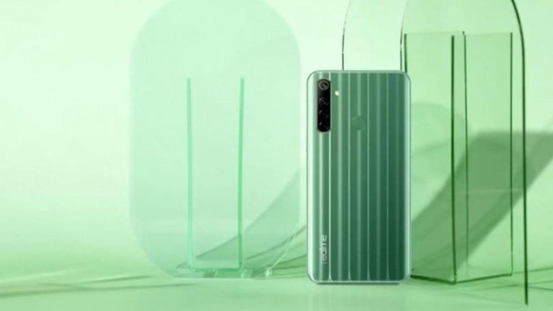 Realme 6i: 4 камеры и батарея на 5000 мАч за 4 999 грн