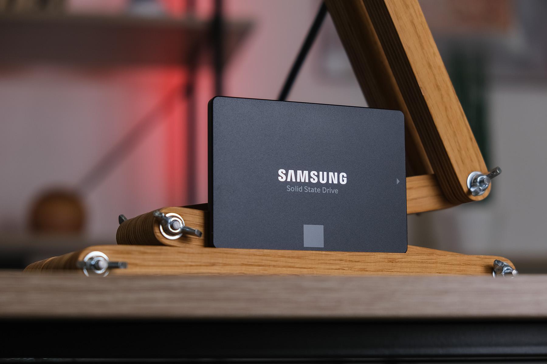 Обзор Samsung 870 EVO 1 ТБ: золотой стандарт SATA-накопителей под любые задачи