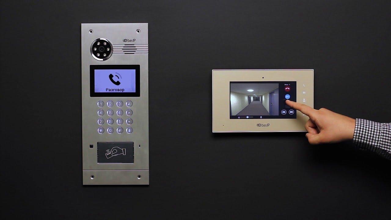 Что умеет современный домофон: видеозапись, Wi-Fi, удаленное управление и многое другое