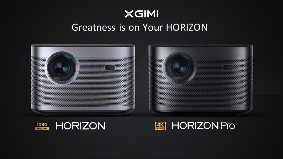 Fly Technology представляет новые проекторы XGIMI HORIZON и HORIZON PRO