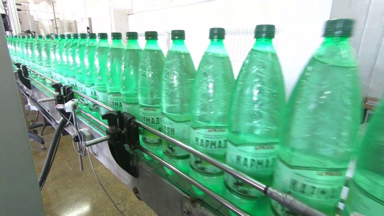 Особенности маркировки пластиковых бутылок